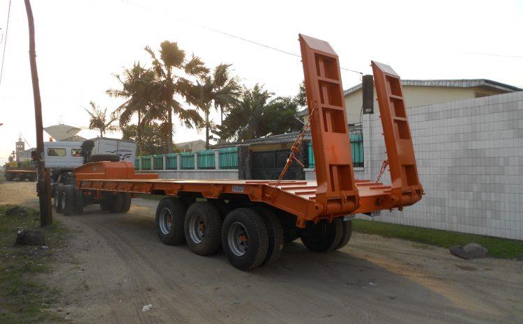 CONSTRUCTION DE PORTE-CHAR